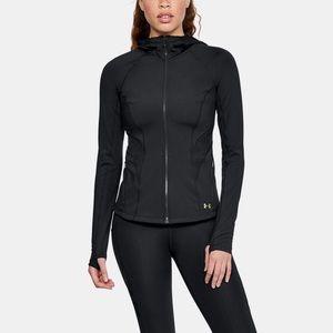 UNDER ARMOUR Heatgear Women's Zip Up Jacket NWT
